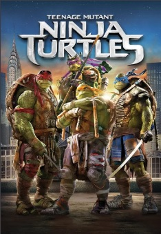 teenage mutant ninja turtles 2014