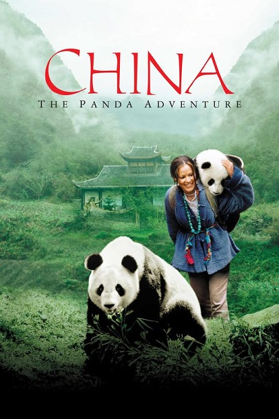 china the panda adventure